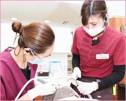 女性ドクター・女性スタッフによる施術